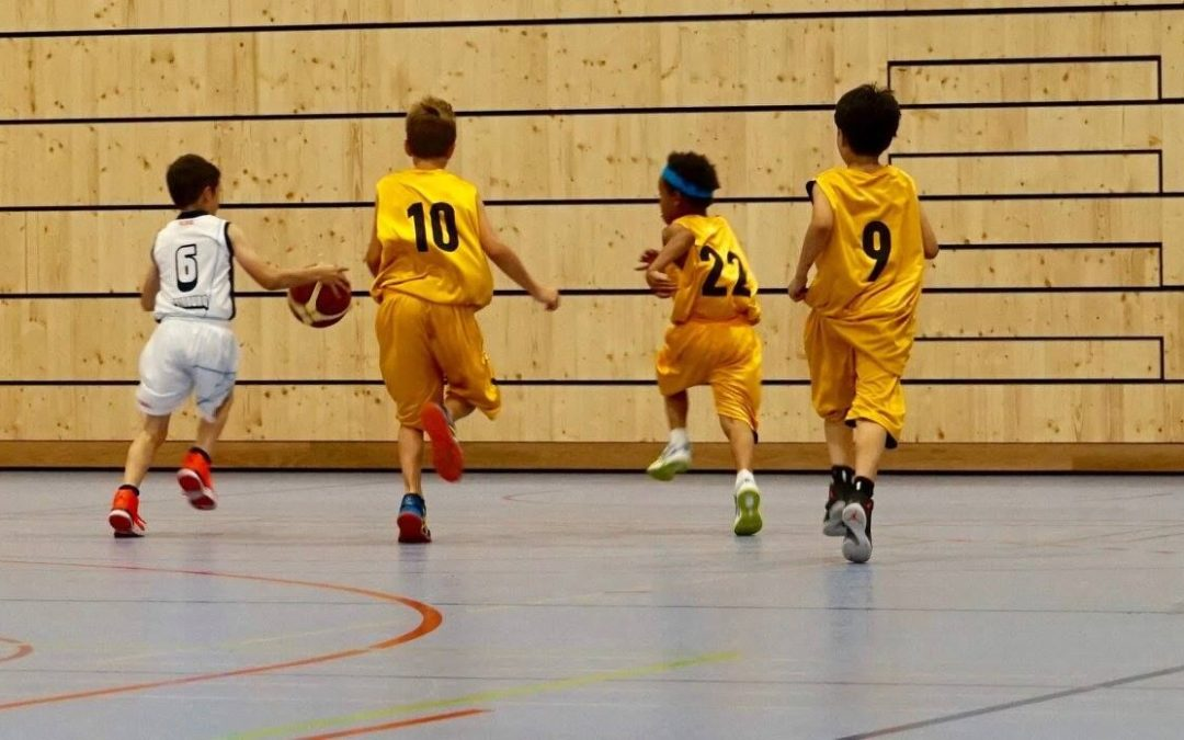 Saison Mini-Basket 2019-2020