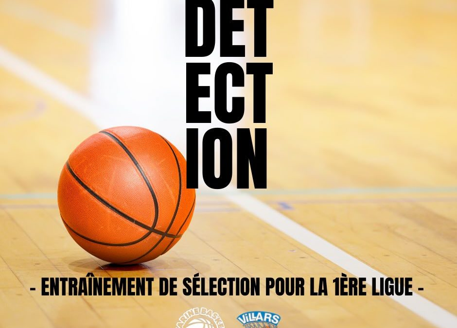 Sarine Basket – Détection