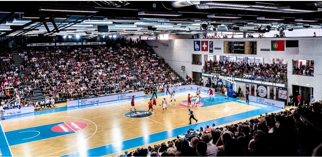 COVID-19: le basketball est de nouveau à l'arrêt