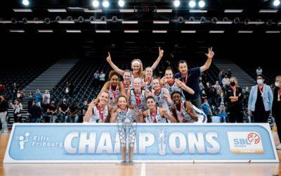 SBL Women : BCF Elfic Fribourg titré!