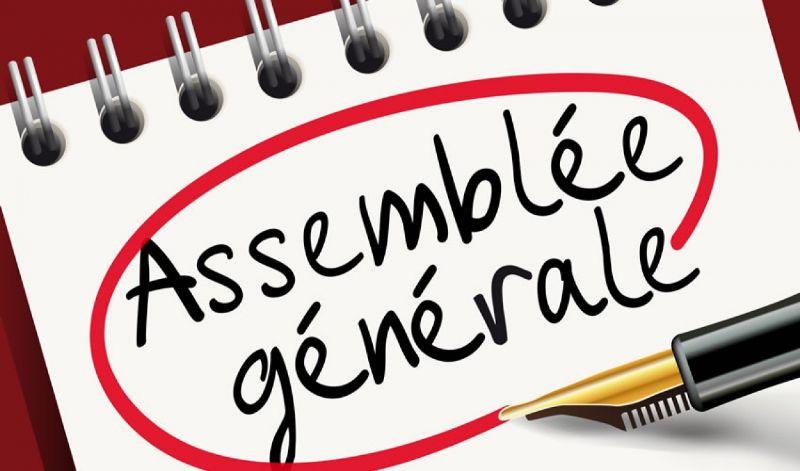 Assemblée Générale du 23.06.2021
