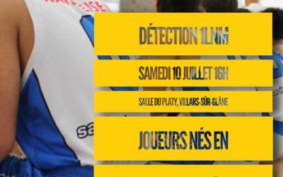 Sarine Basket : Détection 1e ligue